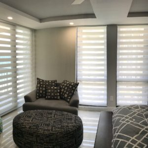 Transitional Banded Shades