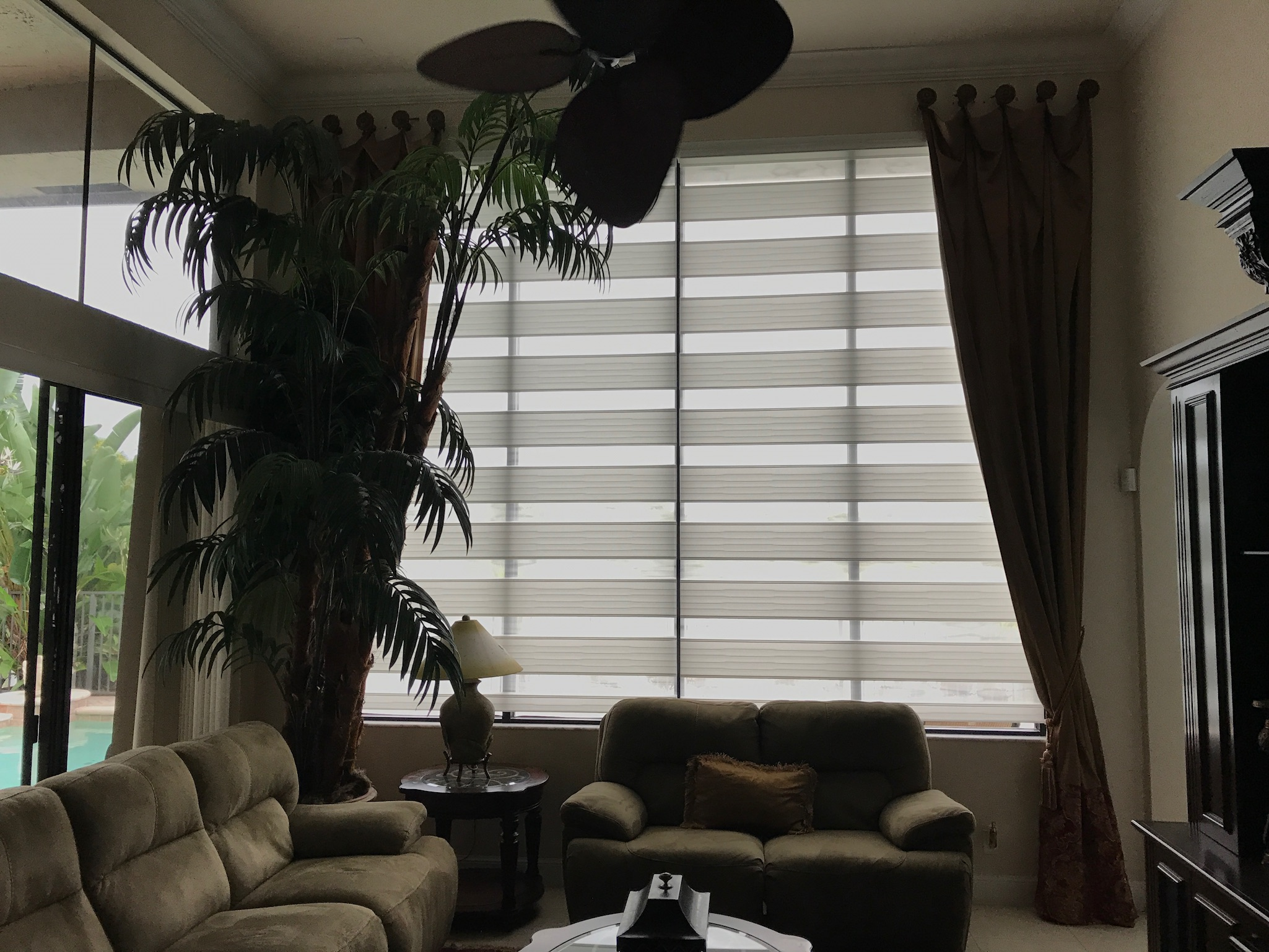 shoppers drapes and blinds instagram the pictures below are recent examples of work completed in addison estates broken sound polo club and oaks at boca raton blinds drapes raton window treatments shoppers